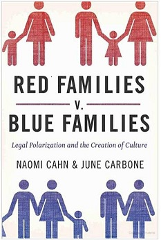 Red Families v. Blue Families image